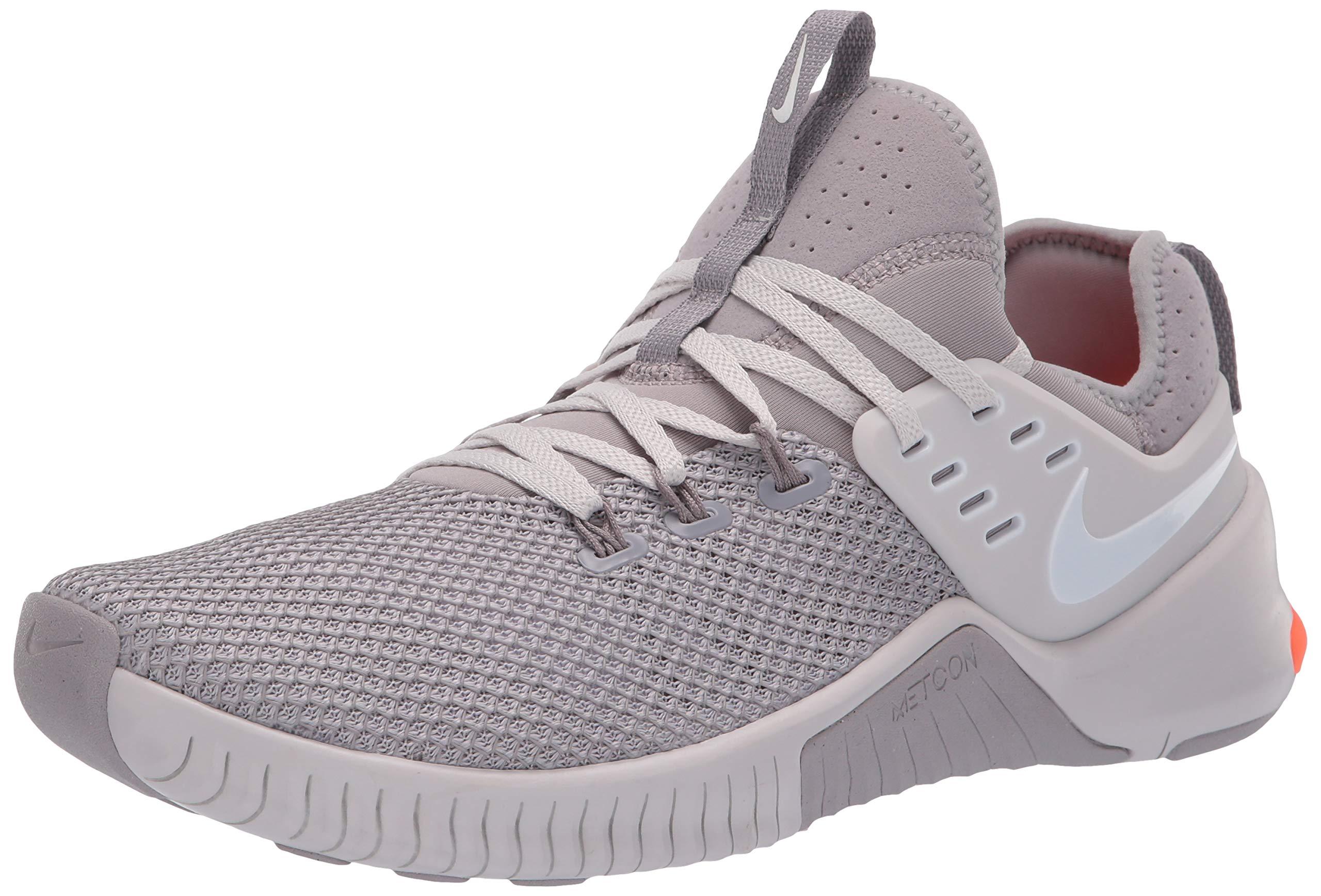 Nike Men's Metcon Free Training Shoe Atmosphere Grey/White-VAST Grey 8.0