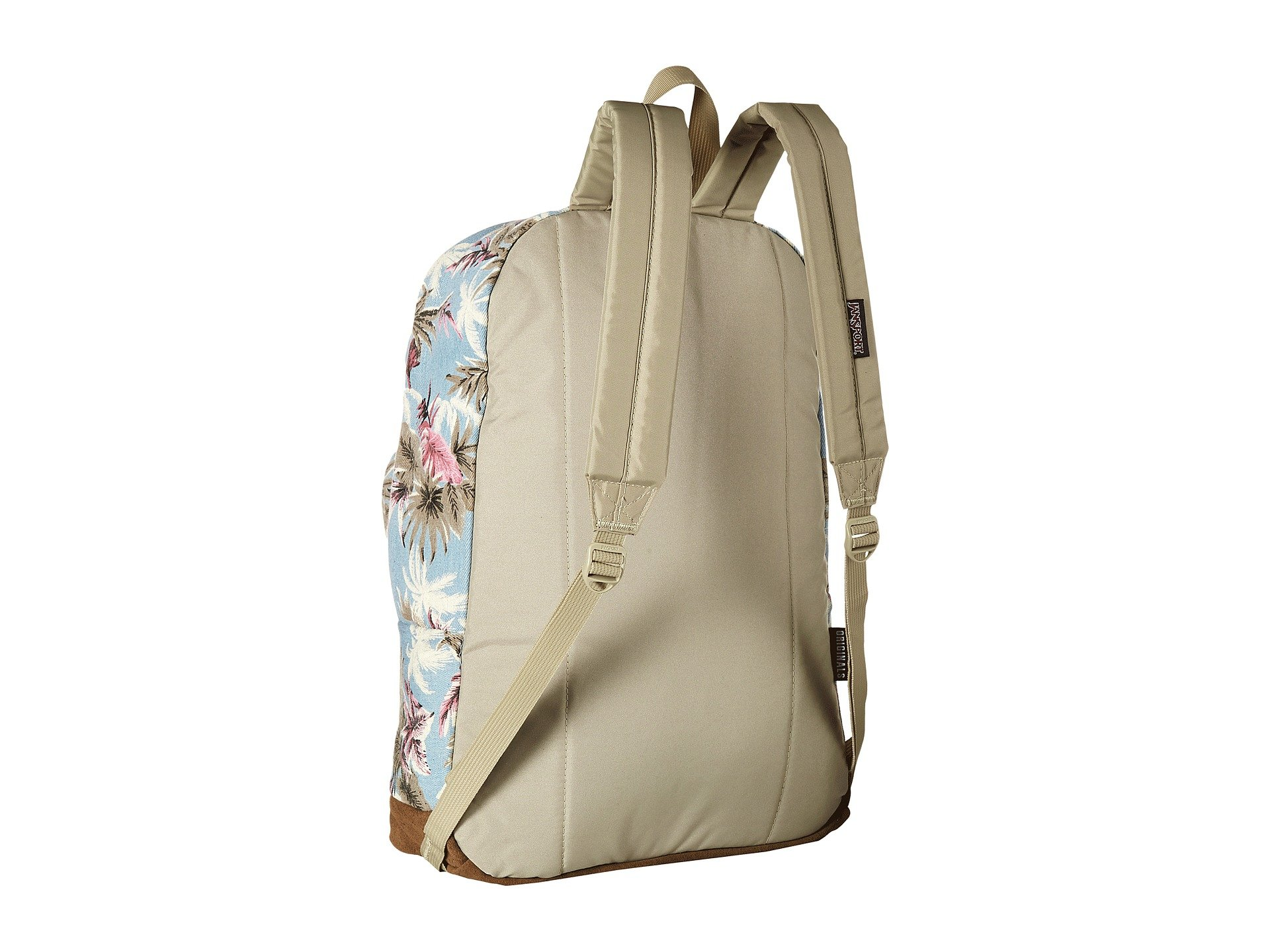 JanSport Unisex Right Pack Expressions Multi Palm Denim One Size by JanSport (Image #3)