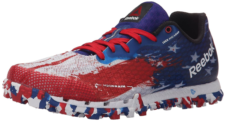 Reebok Women s All Terrain Super 2.0 USA Trail Running Shoe Excellent  Red Team Dark Royal White Black 6.5 B(M) US  Amazon.in  Shoes   Handbags 3dd792d7b