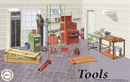 Model Car 1//24 Tool Set 3 4968728113739 Model Car