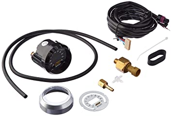 81Tue 1zKKL._SX355_ amazon com aem 30 4406 30 35 psi boost gauge automotive aem boost gauge wiring harness at webbmarketing.co