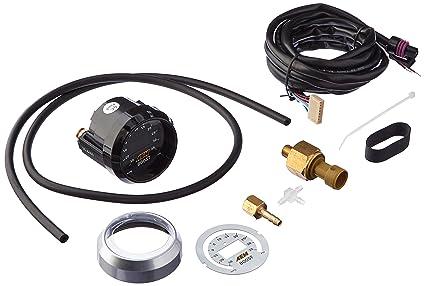 amazon com aem 30 4406 30 35 psi boost gauge automotive rh amazon com aem boost gauge install evo x aem boost gauge wiring diagram