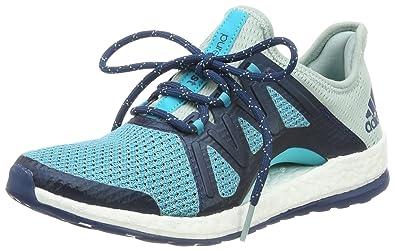 adidas PureBoost Xpose Laufschuhe Frauen (F/S 17) - Laufschuhe - Training Tactile Green/Energy 7 ijFr26