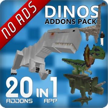 Amazon com: Brachiosaurus Dino Mod: Appstore for Android