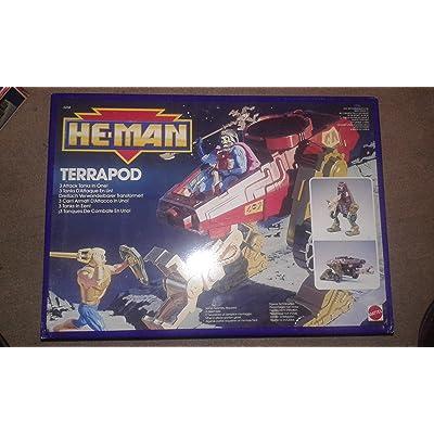 heman terrapod: Toys & Games