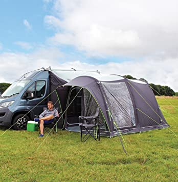 2017 Outdoor Revolution Movelite Cayman Cacos Uno Campervan Driveaway Awning
