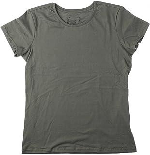 4ecbbacd Hanes 7130 Womens ComfortSoft® Heavy Organic T-Shirt: Amazon.co.uk ...