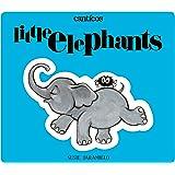 Little Elephants/Elefantitos: A bilingual lift-the-flap book (Canticos)