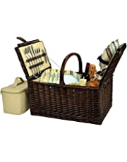 Picnic at Ascot Buckingham Basket for 4
