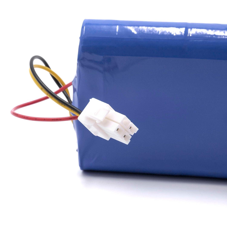 per robot aspirapolvere home cleaner Samsung Navibot SR9630 vhbw NiMH batteria 1500mAh 14.4V