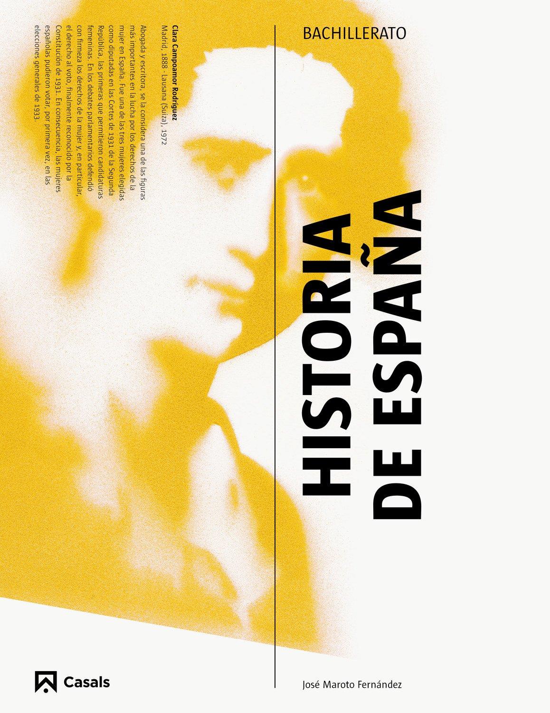 Historia de España - 9788421861493: Amazon.es: Maroto, José: Libros