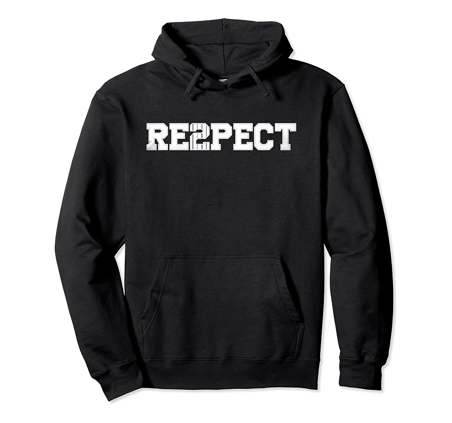 a9952cca91c0 Amazon.com  Re2pect Hoodie Respect Derek Hoodies  Clothing
