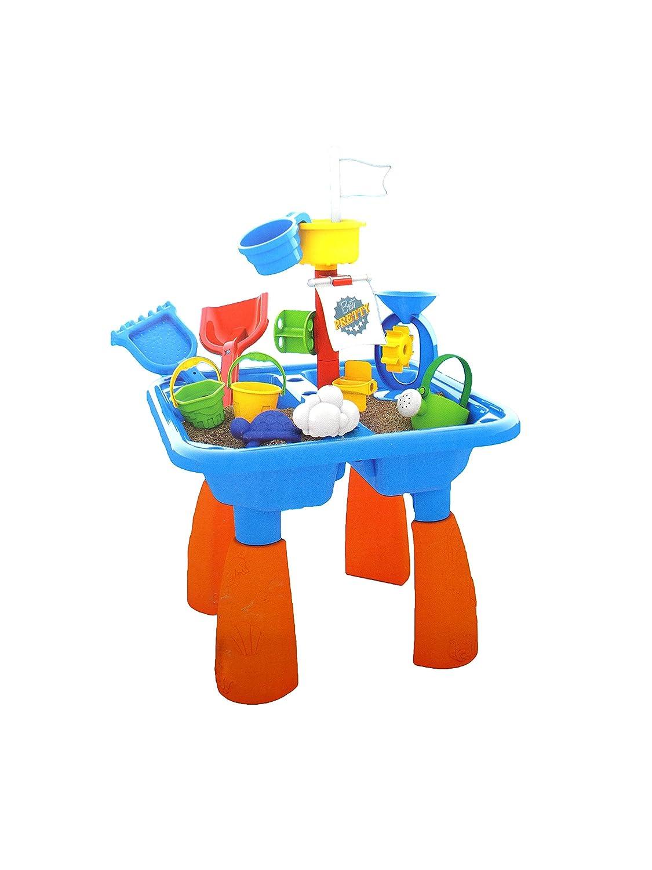 Amazon.com: Niños arena y mesa de agua juguete juego incluye ...