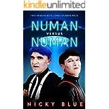 Numan Versus Numan: A Dark Sci-Fi Comedy