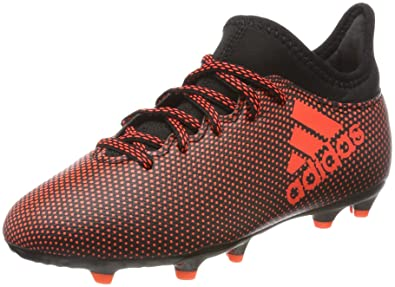 1ef40bb744364 Amazon.com | adidas Kids Soccer X 17.3 Firm Boots Youth Boys Cleats ...