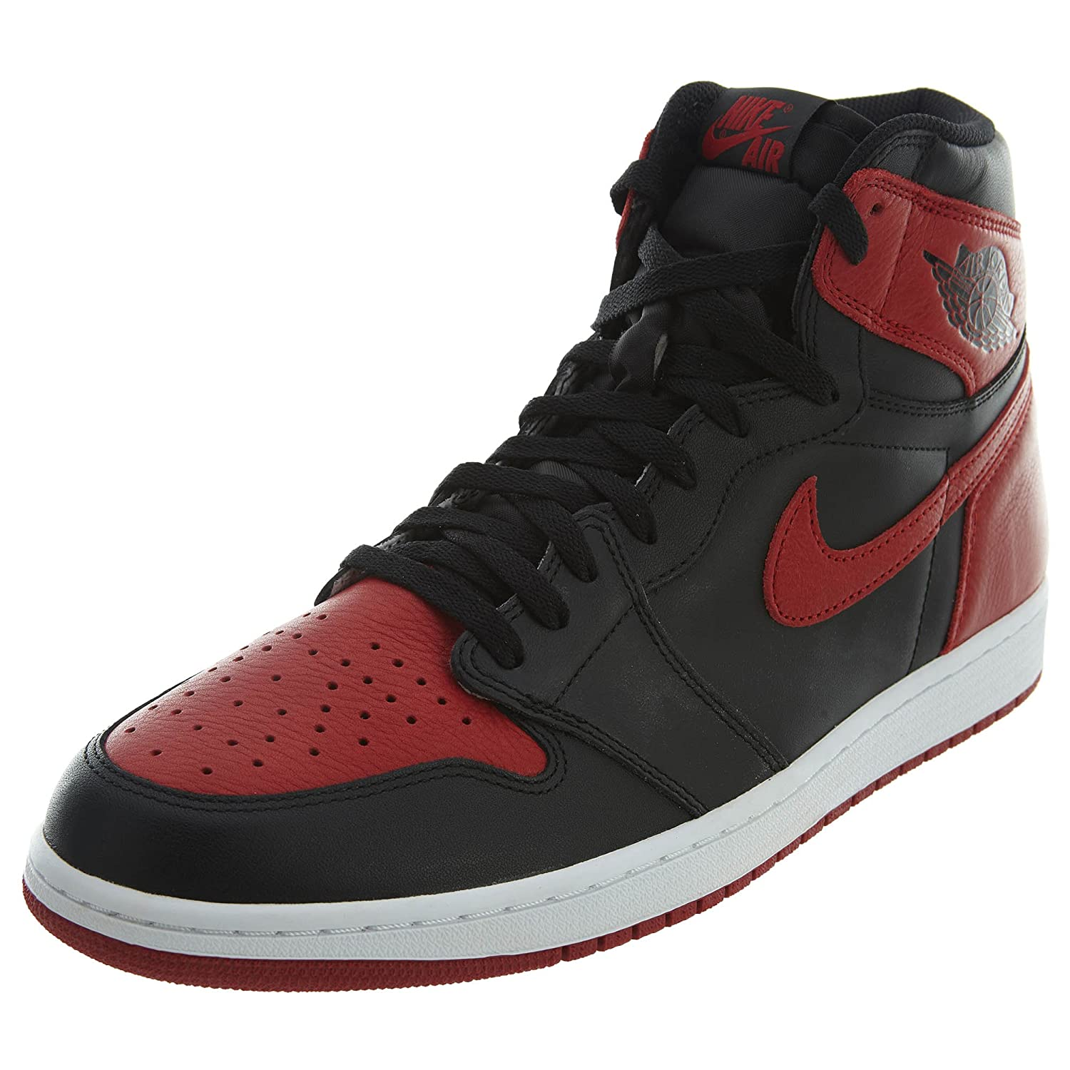 fb47df36ceb9 Nike Men s s Air Jordan 1 Retro High Og Basketball Shoes  Amazon.co.uk   Shoes   Bags