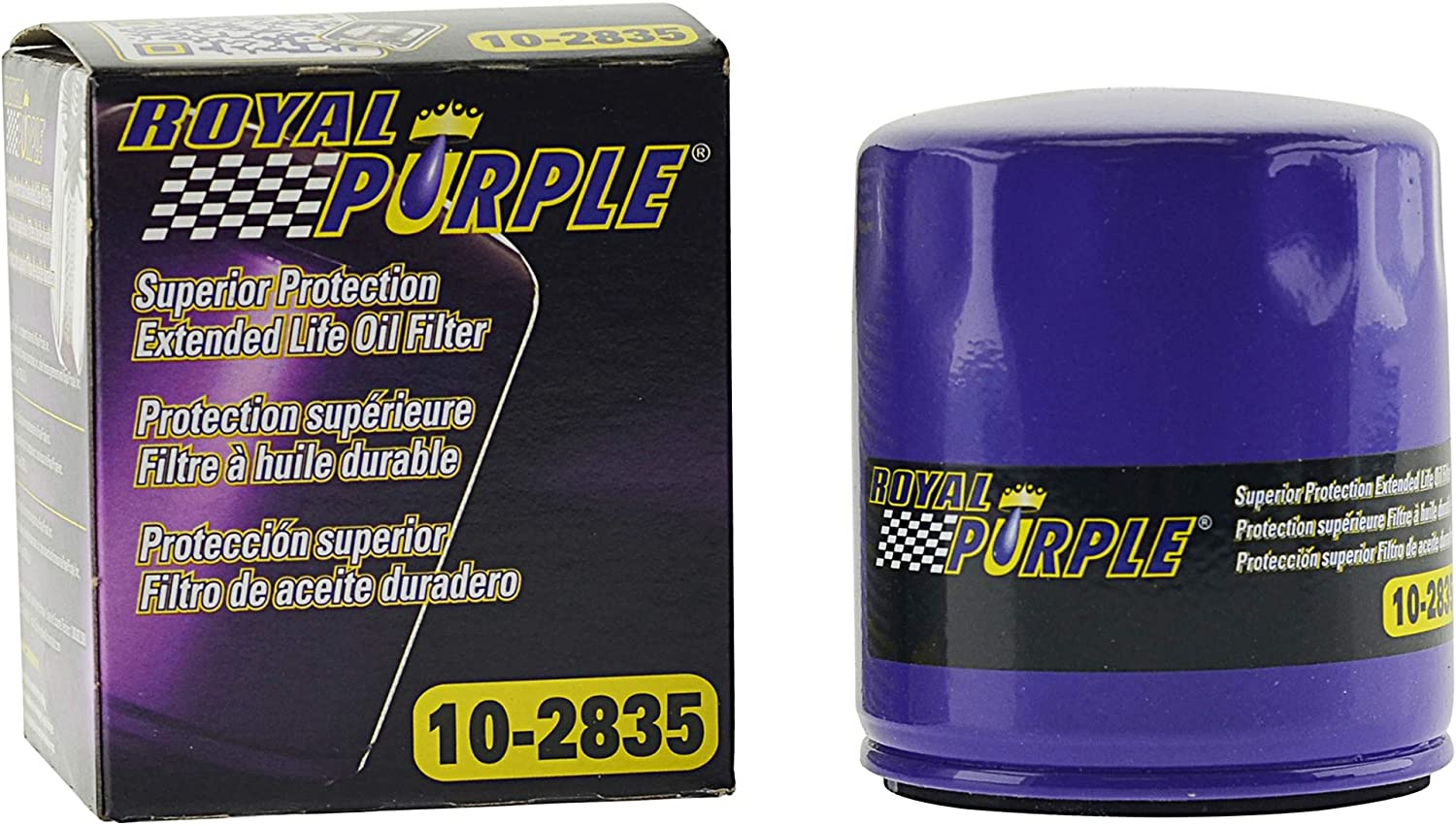 the best Royal Purple 10-2835 Extended Life Premium Oil Filter