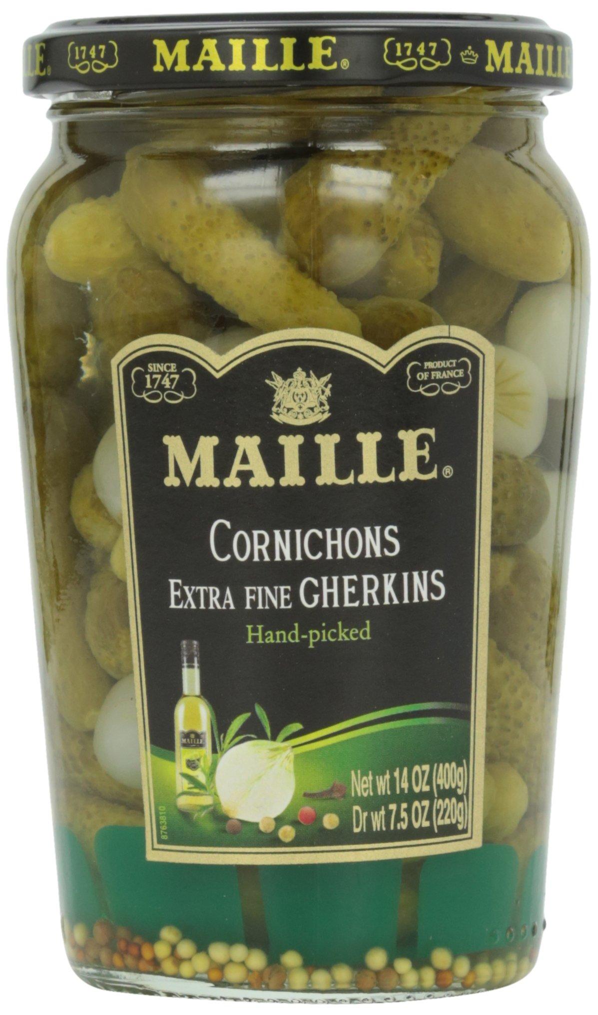 Maille Cornichons 7.5 Oz 14 18