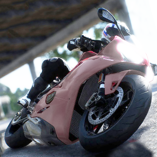 Game: 3D Extreme bike racer