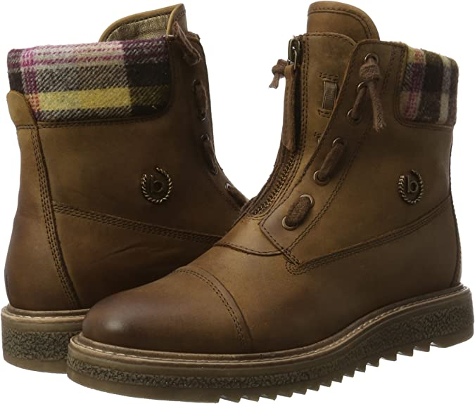 bugatti 411319311069, Bottes Femme: : Chaussures et