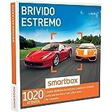 Smartbox Cofanetto Regalo - BRIVIDO ESTREMO - Guida sportiva, rally, moto…