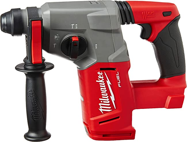 Best Rotary Hammer Drills 2020: Milwaukee 2712-20 M18 Review
