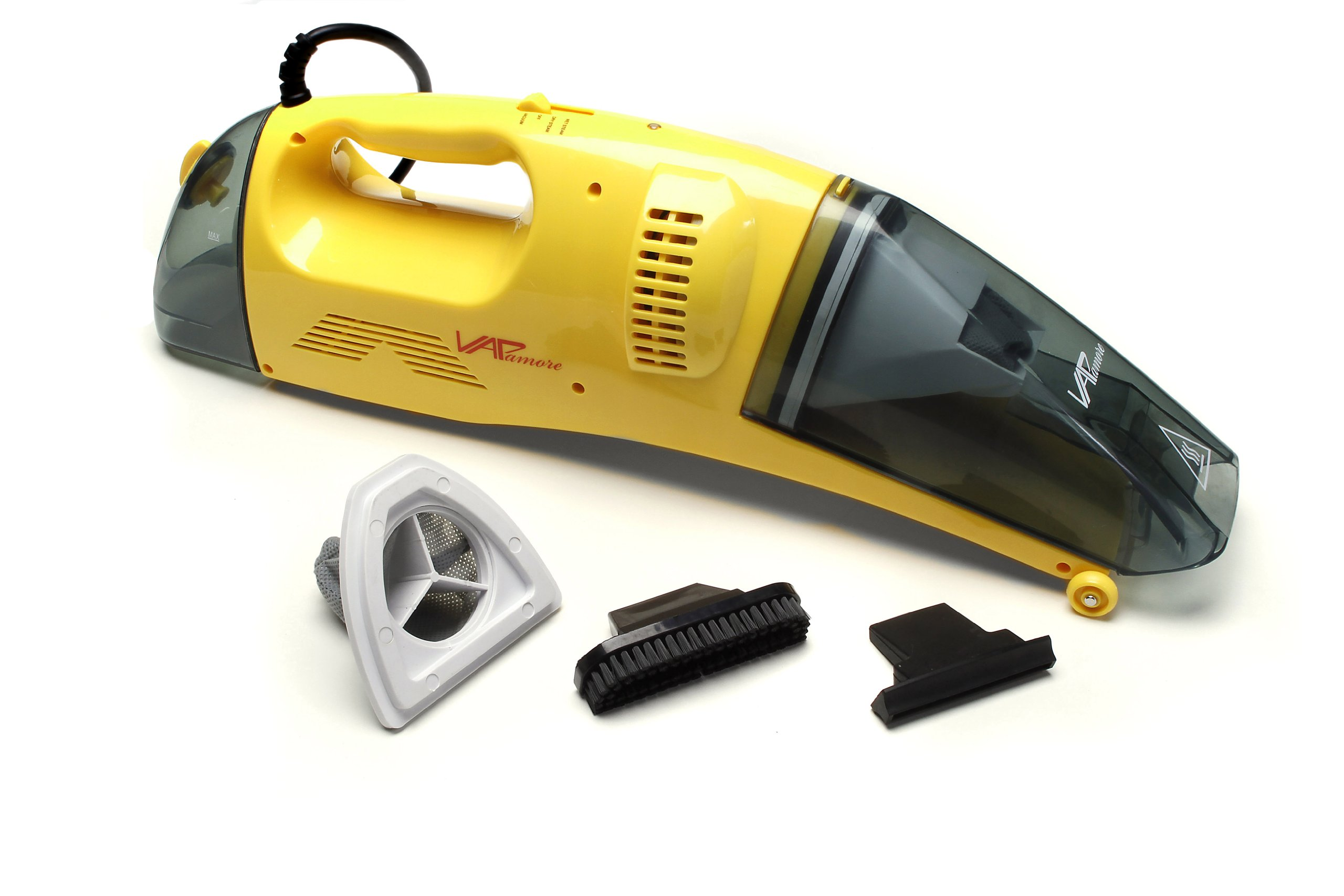 Vapamore MR-50 Wet-Dry Steam Cleaner and Vacuum Combo - Corded by Vapamore