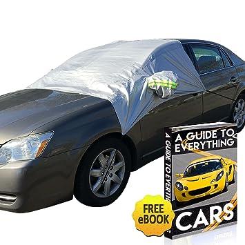 Amazoncom Carz Guard Windshield Cover For Car Automotive - Carz
