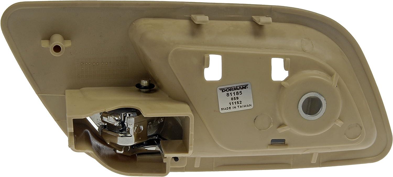 Dorman 81185 Rear Passenger Side Interior Door Handle