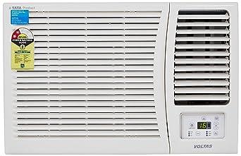 Voltas 2 Ton 2 Star Window AC  Copper, 242 DZC, White  Air Conditioners