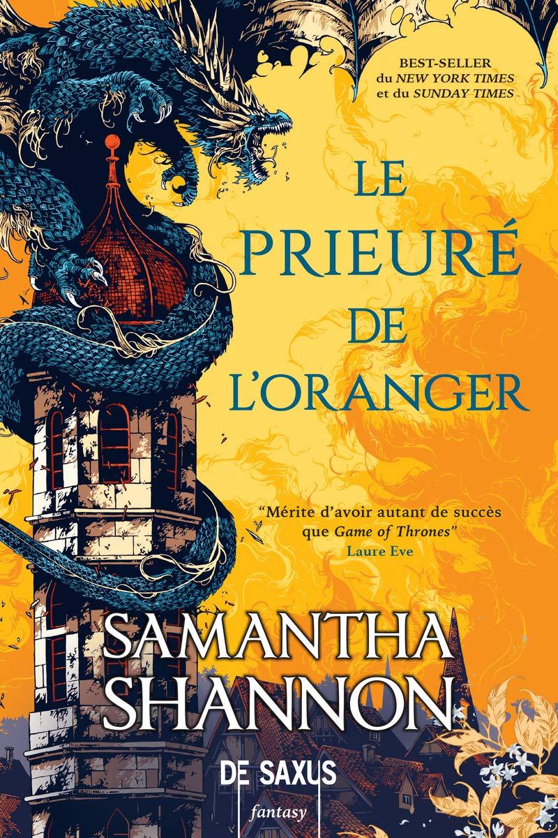 Amazon.fr - Le Prieuré de l'Oranger (broché) - Shannon, Samantha ...