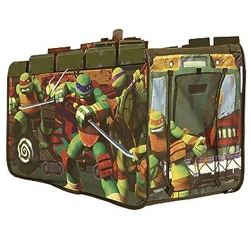 Teenage Mutant Ninja Turtles Battle Tank Feature Tent  sc 1 st  Amazon UK & Teenage Mutant Ninja Turtles Battle Tank Feature Tent: Amazon.co ...