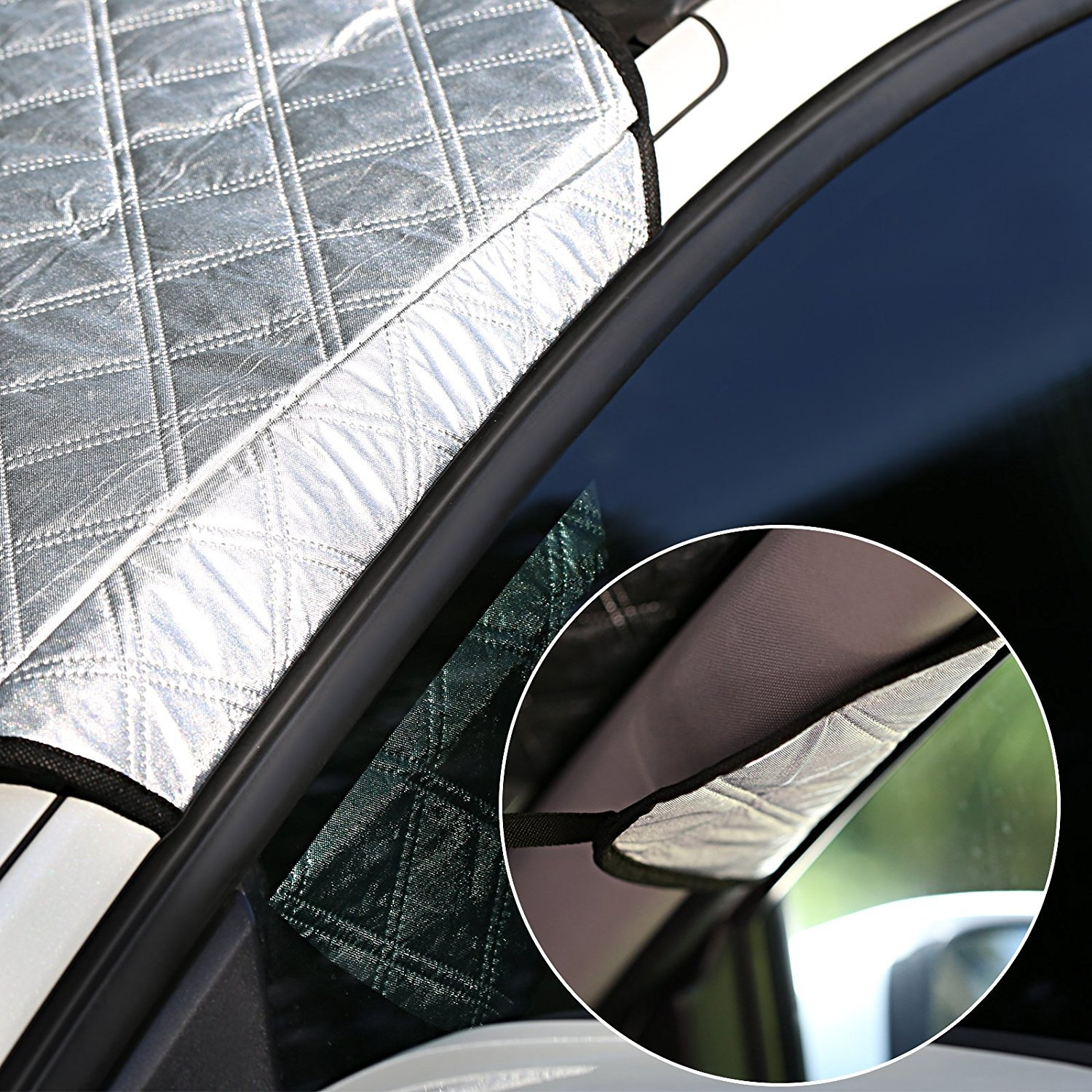 Car Sunshades for Windshield, LEMESO 72\