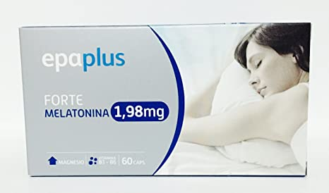 PEROX FARMA - Epaplus Melatonina Forte 1,98 Mg