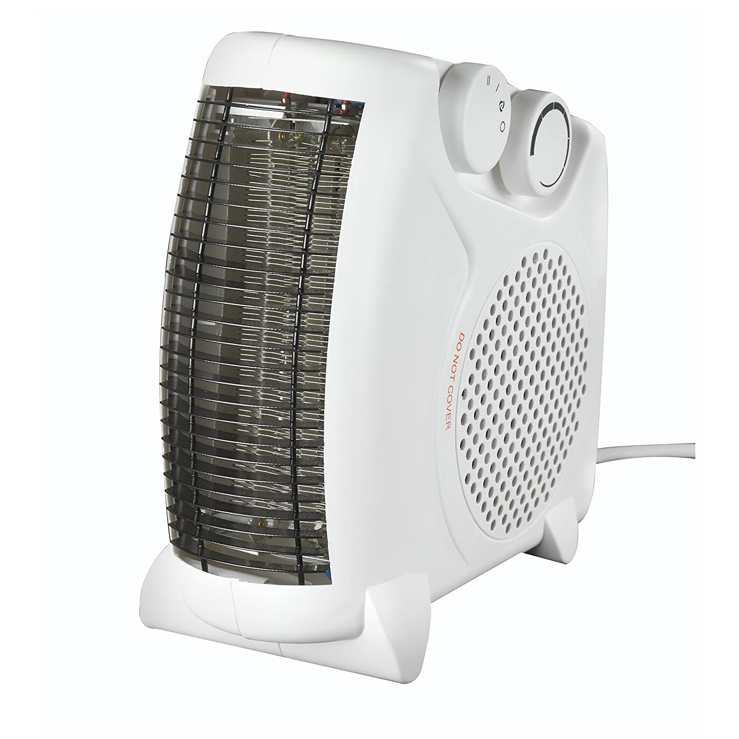 Beldray EH0569SSTK Flat Fan Heater and Cooler, 2000 W