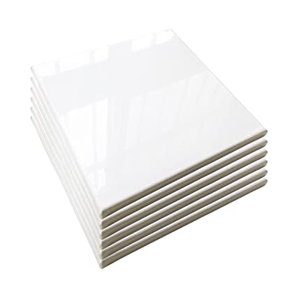 amazon com lwr crafts stretched canvas 10 x 10 pack of 6