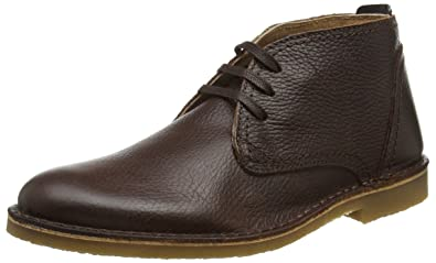 Selected Herren Shhnew Royce Leather Boot Noos Bootsschuhe