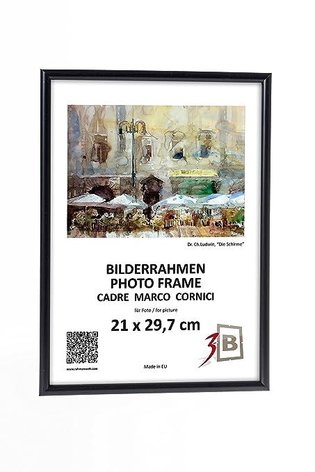 3B Conjunto de 3 Piezas Foto - de plástico Marcos de Fotos - 15x21 ...