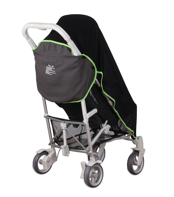 Koo Di KD063 Pack It Universeller Kinderwagen Sonnenschutz Amazon Baby