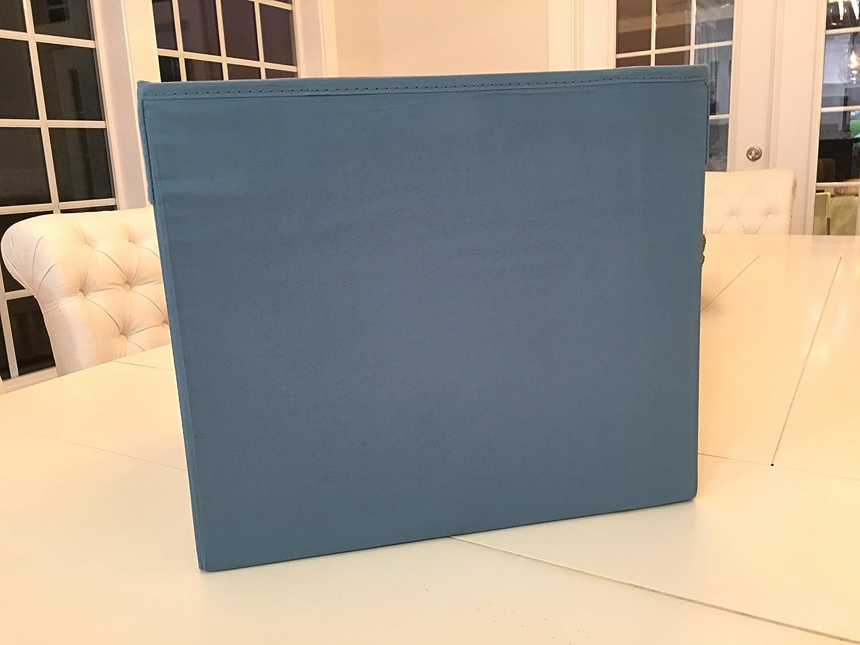 IKEA DRONA caja de almacenamiento organizador para Kallax expedit estantería unidades color turquesa Oscuro 703.980.06: Amazon.es: Hogar