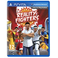Reality Fighters Ps Vita Oyun