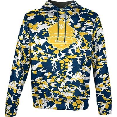 ProSphere Boys' Altheimer Police Department Camo Hoodie Sweatshirt (Apparel)