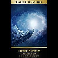 Contos de Grimm (Coleção Completa - 200+ Contos): Rapunzel, Hansel e Gretel, Cinderela, O Pequeno Polegar, Branca de…