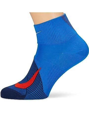 Nike Elite Lightweight Quarter Calcetines, Unisex Adulto