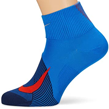 Nike Elite Lightweight Quarter Calcetines, Unisex Adulto: Amazon.es: Deportes y aire libre