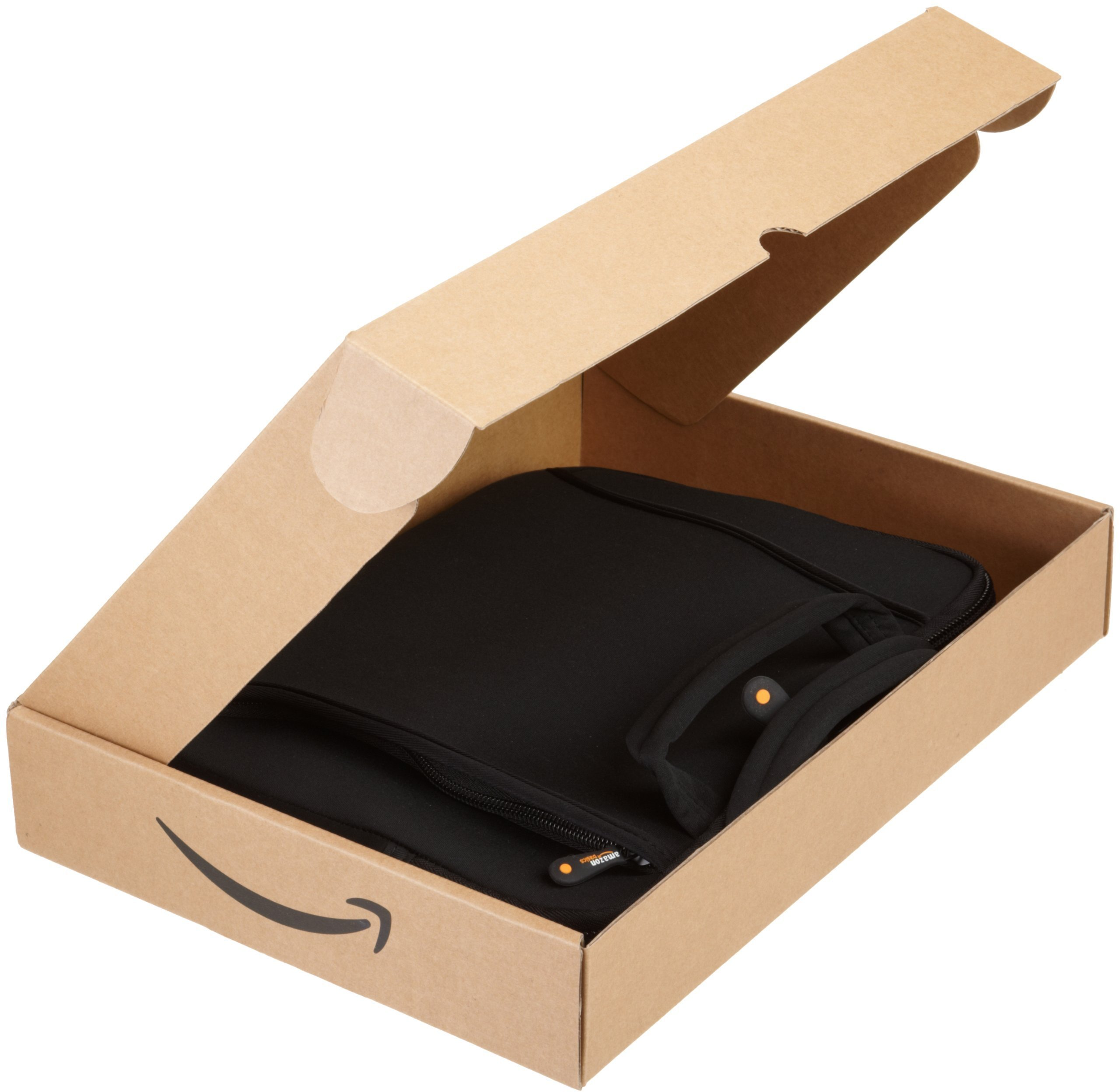 AmazonBasics iPad Air and Netbook Bag with Handle Fits 7 to 10-Inch Tablets (Black) by AmazonBasics (Image #7)