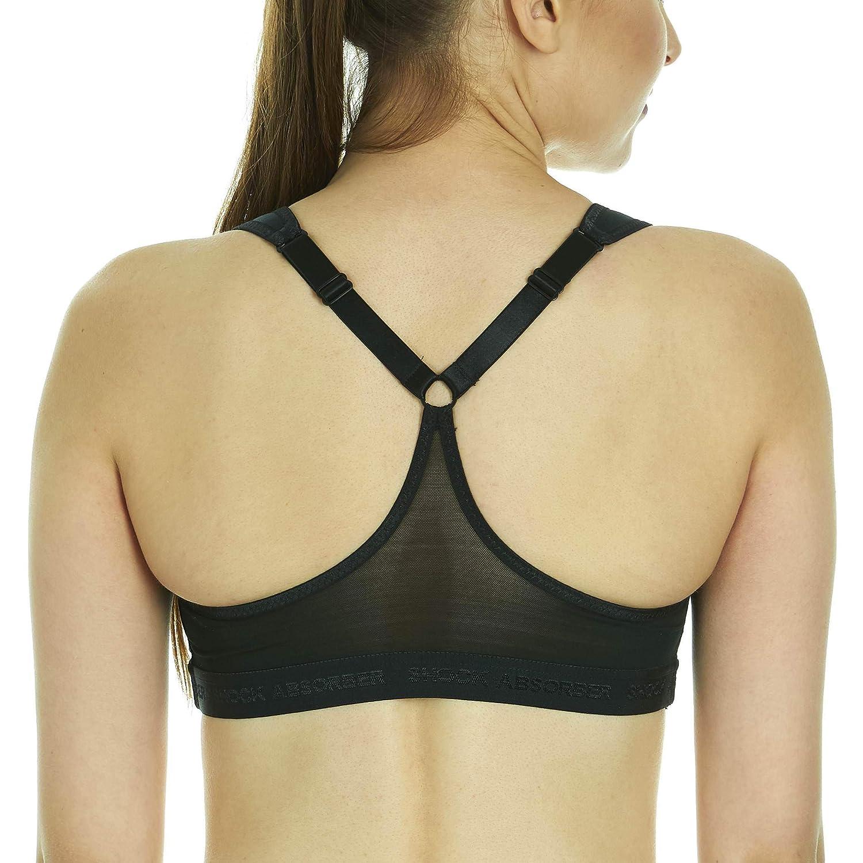 Shock Absorber Womens T-Back Sports Bra