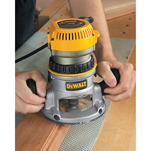 Dewalt dw616 1 34 horsepower fixed base router power routers dewalt dw616 1 34 horsepower fixed base router power routers amazon greentooth Gallery
