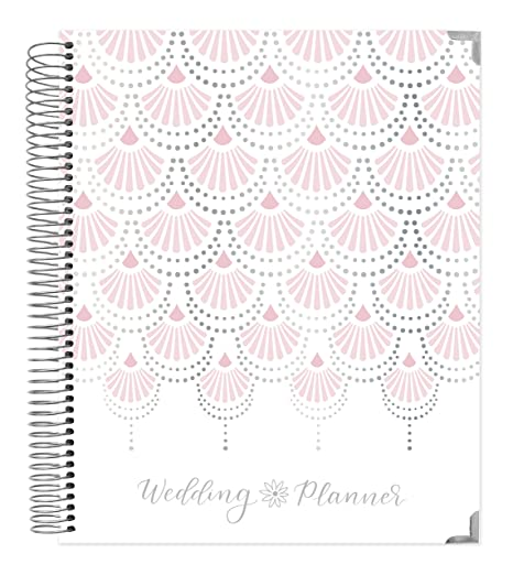 Amazoncom bloom daily planners Undated Wedding Planner Hard