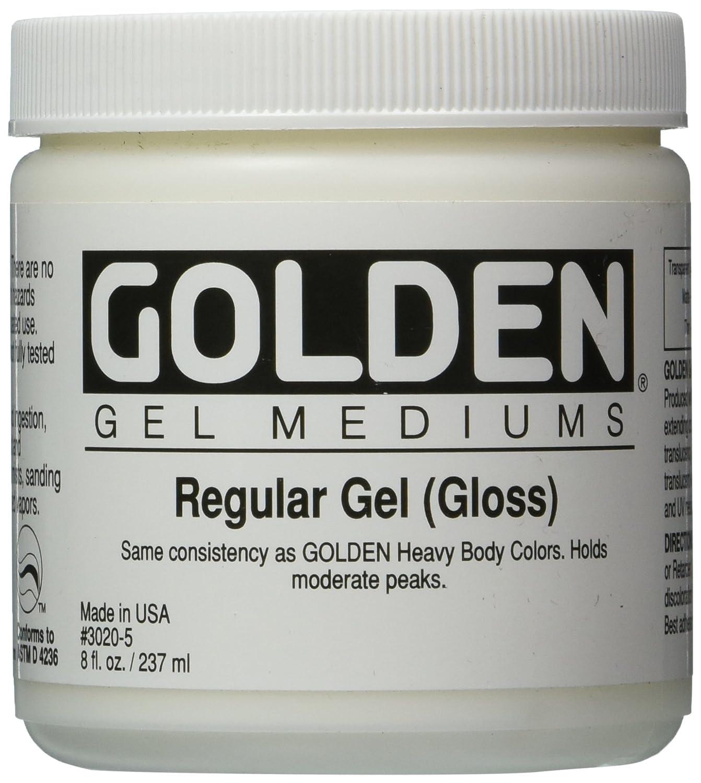 B0007W7O0U Golden Regular Gloss Gel Medium-8 ounce (30205) 81TvjlHfNdL
